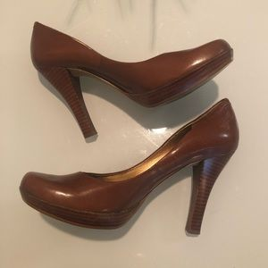 Guess Shoes - Guess Platform Leather Heels